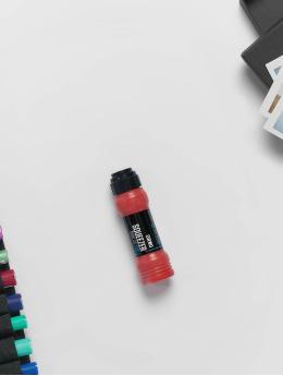 Grog Tuscher Squeezer Paint Mini 20mm red rød