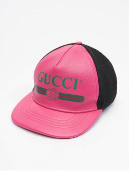 Gucci Trucker Caps Cripto  růžový