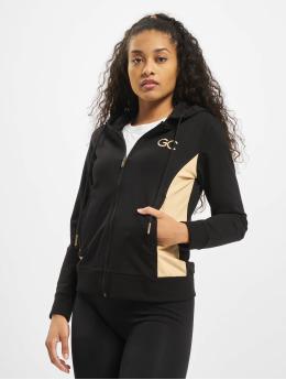 GymCodes Демисезонная куртка Lady Zip черный