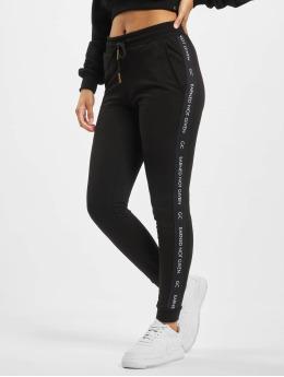 GymCodes Spodnie do joggingu Lady Jogger czarny