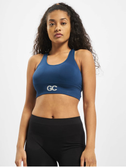 GymCodes Sports Bra Sao Paulo Full Freedom blue