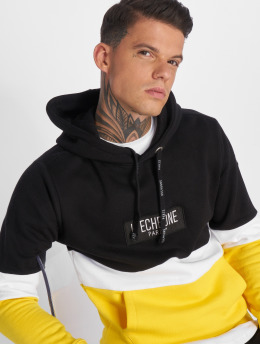 Hechbone Bluzy z kapturem Colorblock czarny