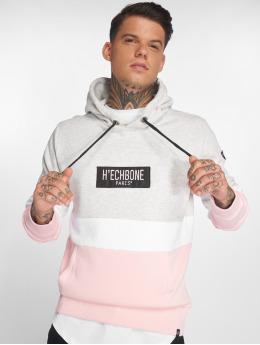 Hechbone Hoody Colorblock grijs