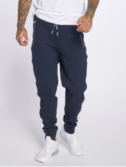 Hechbone Sweat Pant Stripe blue