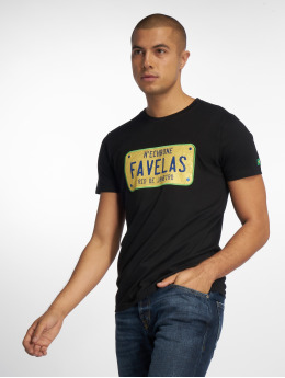 Hechbone T-Shirt Favelas schwarz