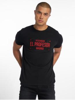 Hechbone T-Shirty La Casa czarny