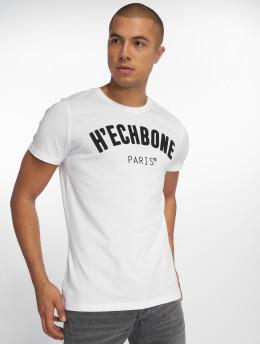 Hechbone T-skjorter Patch hvit