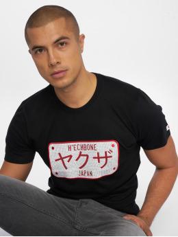 Hechbone T-skjorter Japan svart