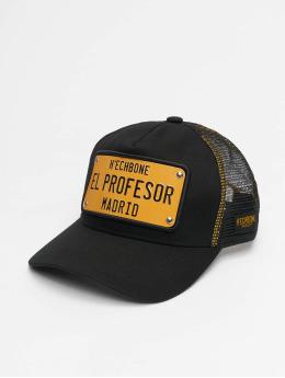 Hechbone Trucker Caps  czarny