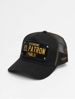 Hechbone Trucker Caps  sort