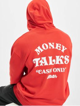 Helal Money Hoodie Money Talks röd