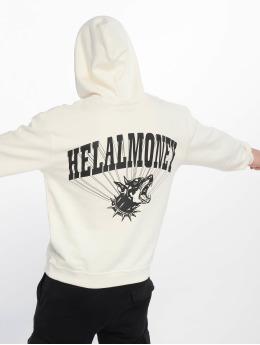 Helal Money Hoody No Biting Allowed weiß