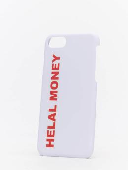 Helal Money Mobiltelefondeksel Phone hvit