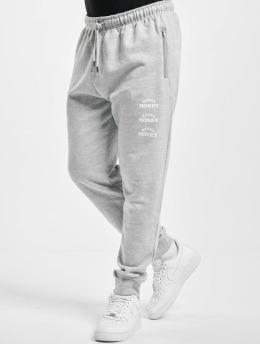 Helal Money Pantalone ginnico HM grigio