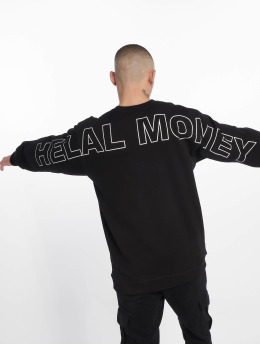 Helal Money Pullover Fully Armed schwarz