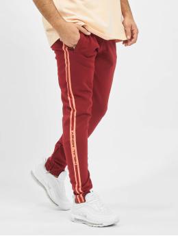 Helal Money Spodnie do joggingu HM  czerwony
