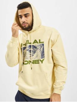 Helal Money Sweat capuche Franklin beige