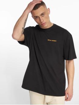 Helal Money T-Shirt Check The Details black