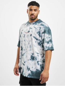 Helal Money T-Shirt HM Tie Dye gris