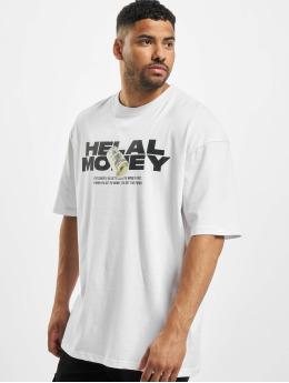 Helal Money T-Shirt Money First weiß