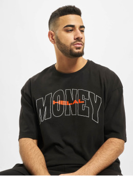 Helal Money t-shirt Helal Money zwart