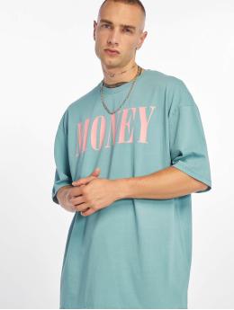 Helal Money T-Shirty Helal Money niebieski