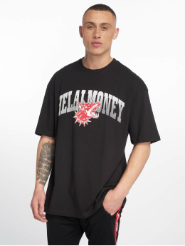 Helal Money T-skjorter Across The Chest svart