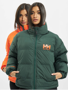 Helly Hansen Стеганая куртка Urban Reversible зеленый