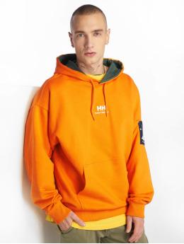 Helly Hansen Bluzy z kapturem HH Urban 2.0 pomaranczowy