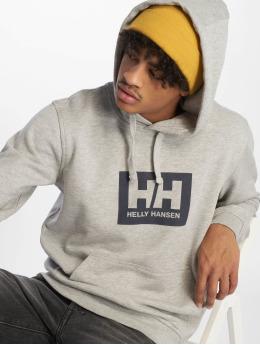 Helly Hansen Felpa con cappuccio Tokyo grigio