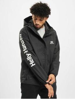 Helly Hansen Lightweight Jacket YU Ervik black