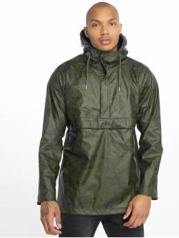 Helly Hansen Lightweight Jacket Moss  camouflage