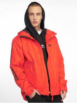 Helly Hansen Lightweight Jacket Ervik red