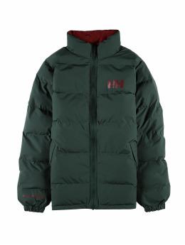 Helly Hansen Puffer Jacket Reversible grün