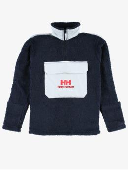 Helly Hansen Pullover Yu 1/2 Zip Pile blau