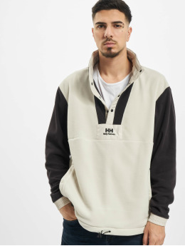 Helly Hansen Pullover Snap BTN Fleece weiß