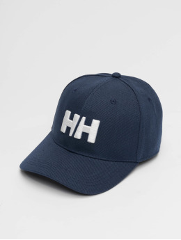 Helly Hansen snapback cap HH Brand blauw