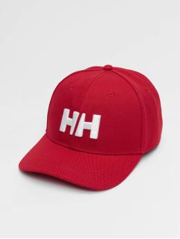 Helly Hansen Snapback Cap HH Brand  rot