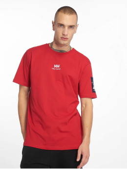 Helly Hansen T-paidat HH Urban 2.0 punainen