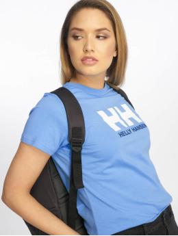 Helly Hansen T-Shirt HH Logo bleu