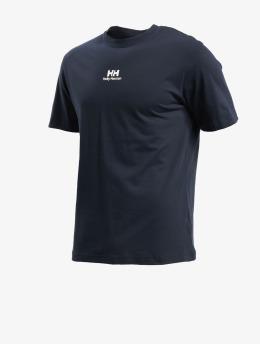 Helly Hansen T-Shirt YU20 Logo blue