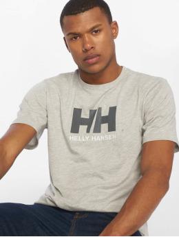 Helly Hansen T-Shirt Logo gray