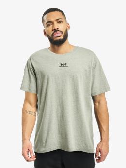 Helly Hansen t-shirt YU20 Logo grijs