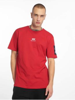 Helly Hansen t-shirt HH Urban 2.0 rood