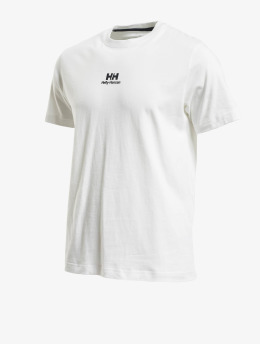 Helly Hansen T-Shirt YU20 Logo white