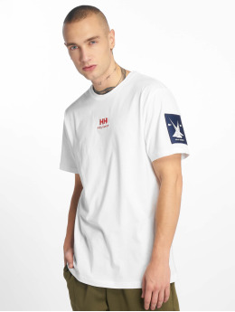 Helly Hansen t-shirt HH Urban 2.0 wit