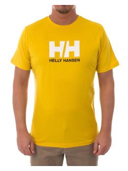Helly Hansen T-Shirt HH Logo yellow