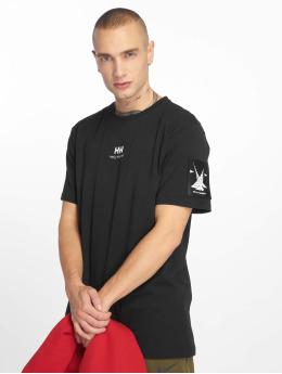 Helly Hansen t-shirt HH Urban 2.0 zwart
