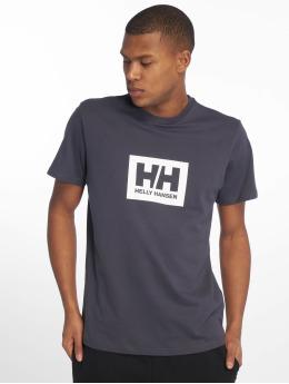 Helly Hansen T-skjorter Tokyo blå