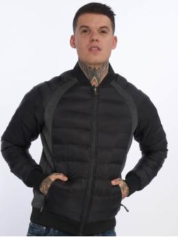 Helvetica Manteau hiver Jord noir